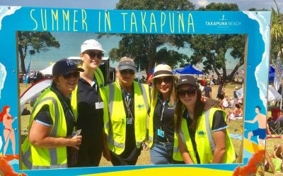 Summer Mayhem for North Harbour Community Patrol