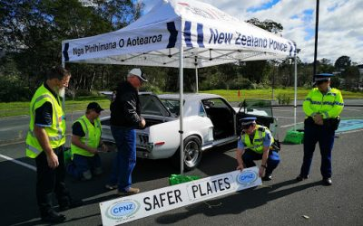 Safer Plates: Reducing Car Theft in Northland