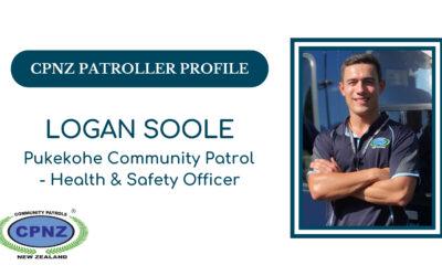 Patroller Profile – Logan Soole