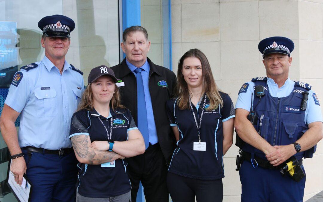 Tomorrow's Police Start with CPNZ